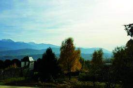 vue en automne